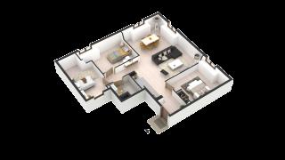 appartement 269 de type T4