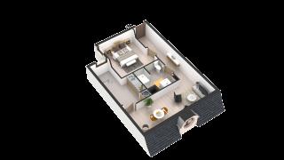 appartement 282 de type T2