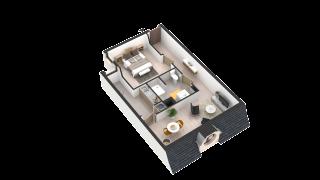 appartement 284 de type T2
