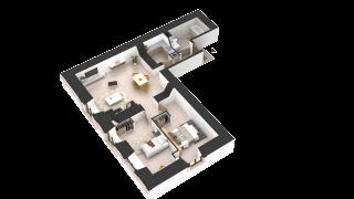 appartement 401 de type T3