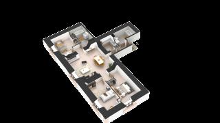 appartement 417 de type T4