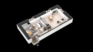 appartement 6086 de type T2